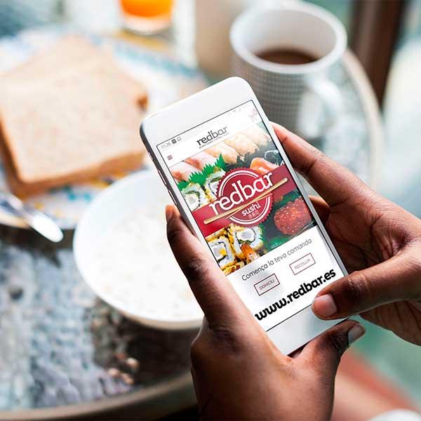 aplicacion para pedir comida a domicilio